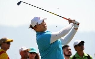 Rio 2016: Open champion Jutanugarn takes first-round lead