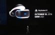 PlayStation VR a la venta el 13 de octubre por 399 dólares