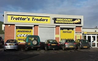 Called Derek or Rodney? Apply for a job at £1.1m Trotter's Traders store!