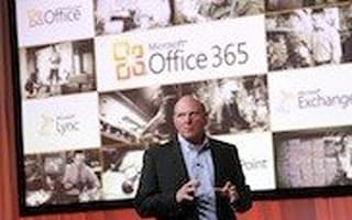 Microsoft takes to the cloud
