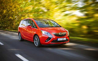 Vauxhall adds potent BiTurbo engine to usually sedate Zafira range