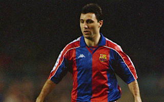 Stoichkov saw Guardiola and Koeman talent early
