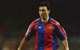 Stoichkov saw Guardiola and Koeman talent early