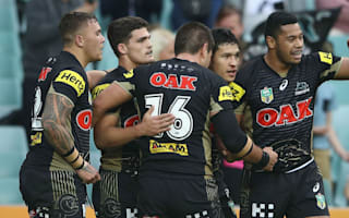 Panthers outclass Bulldogs to set up Raiders clash