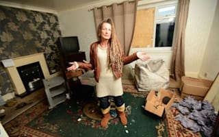 Woman returns home to find her flat cleared - by accident