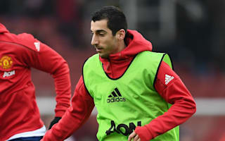 Mkhitaryan not in the best condition - Mourinho