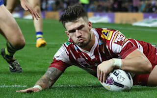 Wigan's Gildart out for up to three months