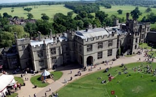 Warwick Castle fined £350,000 after tourist dies in fall from bridge