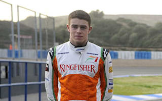 Paul di Resta confirmed as Force India driver for F1 championship