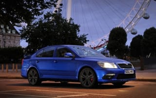 Road test: Skoda Octavia vRS Blackline
