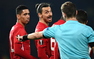 Be brilliant, earn respect and master your man stare - Zlatan's advice for wannabe superstars