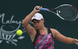 Barty time for Ashleigh after first WTA title
