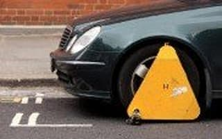 Two in three parking tickets are illegal
