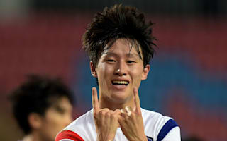 South Korea 4 Myanmar 0: Hosts bolster qualification hopes with ease