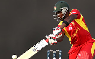 Zimbabwe stun India in Harare