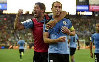 Crafty Suarez is world's best striker - Godin