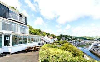 Dawn French's 15-bedroom Cornwall holiday home for sale