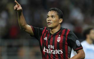 Bilic hints at bid for AC Milan striker Bacca