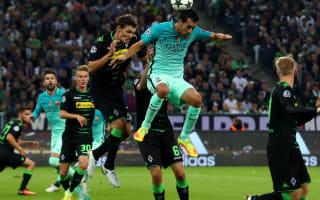 Barca felt Messi absence - Busquets