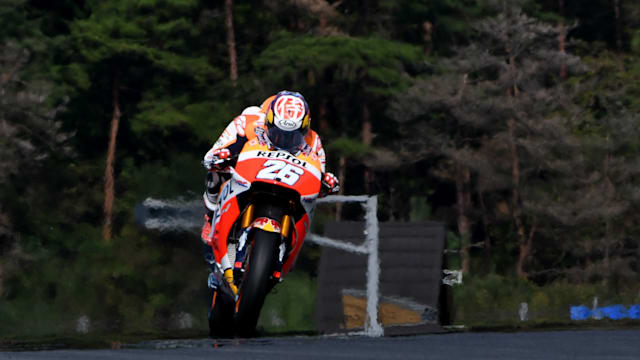Nicky Hayden to stand in for Dani Pedrosa at Phillip Island