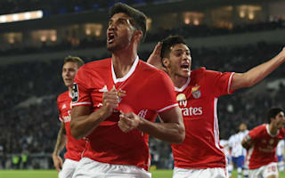 Lopez late show spares Benfica