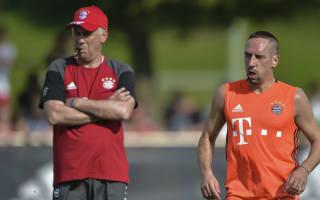 Ancelotti trusts me more than Guardiola - Ribery