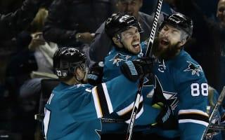 Sharks hammer Predators in game seven