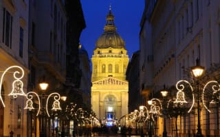 Win! A Christmas break for two in Budapest with Hilton