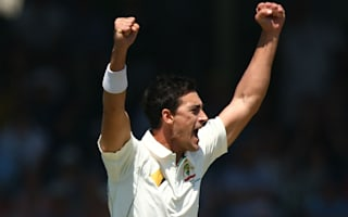 Starc: You couldn't ask for more