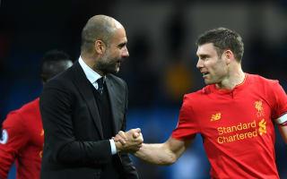 Reliable Milner sets new Premier League record