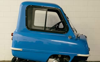 Peel P50 bubble car heads to auction with incredible price