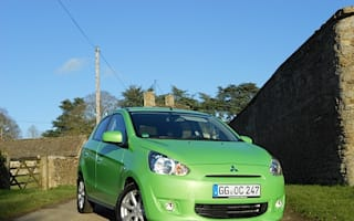 First drive review: Mitsubishi Mirage