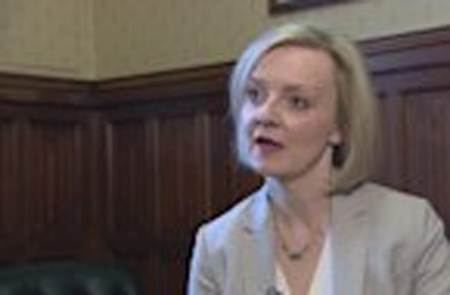 Truss: 'we have to be better at reforming offenders'