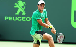 Coric, Seppi advance in Miami