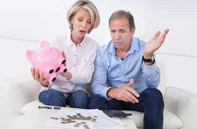 How can you pay off debt in retirement?