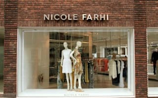 Nicole Farhi fashion chain in administration