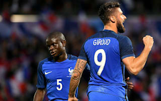Switzerland v France: Kante wants more 'beautiful' moments as Mehmedi eyes revenge