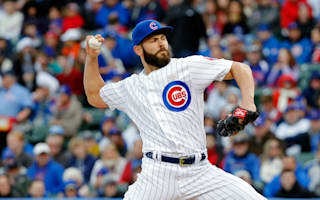 Arrieta leads the Cubs, Ortiz hits walk-off double for Red Sox