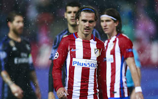 I'm ready to leave, says Atletico star Griezmann