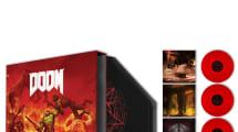 La demoníaca banda sonora de DOOM llegará en CD y vinilo en verano