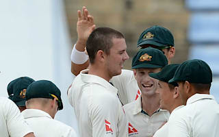 Hazlewood happy to open Sri Lanka scars