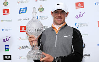McIlroy claims maiden Irish Open victory