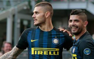 Inter 7 Atalanta 1: Hat-tricks for Icardi and Banega in stunning triumph