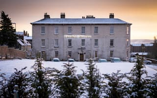 Britain's best hotels to spend Christmas 2015