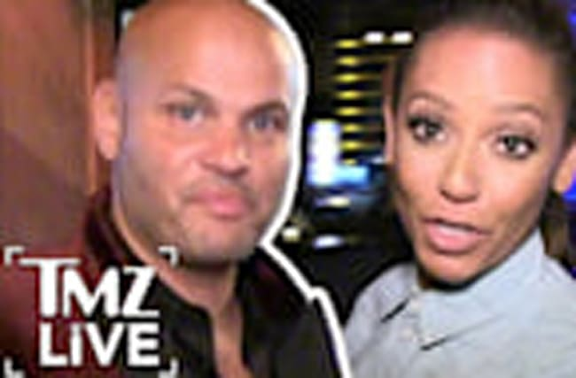 Mel B: Divorce Breakthrough I TMZ LIVE