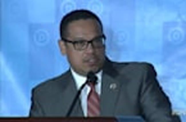 Perez, Ellison make their pitches to be DNC chair