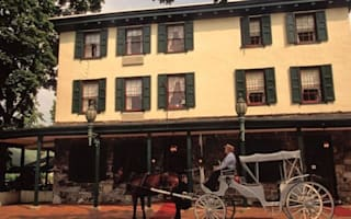 Five American haunted hotels you can sleep in