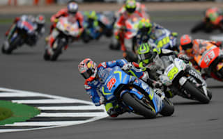 Rapid Vinales seals first MotoGP win at red-flagged Silverstone
