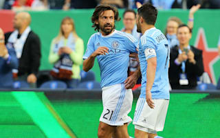 Pirlo wants fellow stars to follow him to MLS