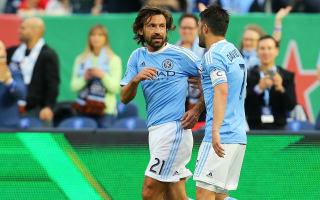 Pirlo wants fellow stars to follow him to MLS